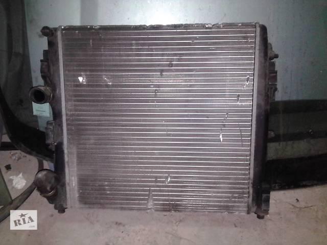продам Б/у радиатор для легкового авто Renault Kangoo 1.5dci бу в Ковеле