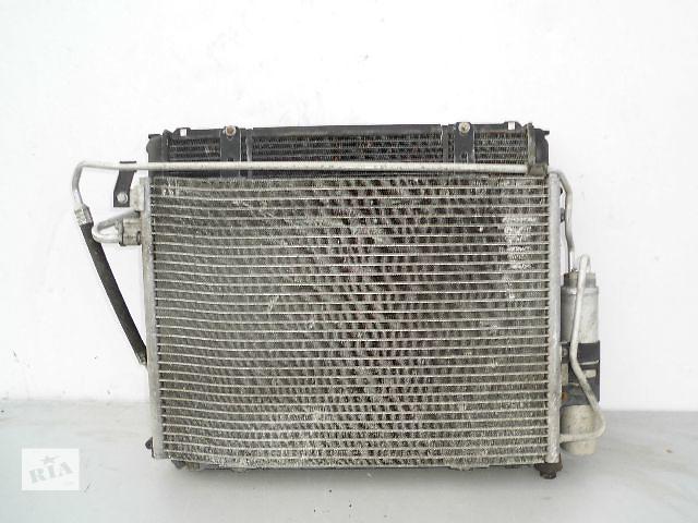 Б/у радиатор для легкового авто Renault Kangoo 1.9D (470*480) по сотым.- объявление о продаже  в Буче (Киевской обл.)