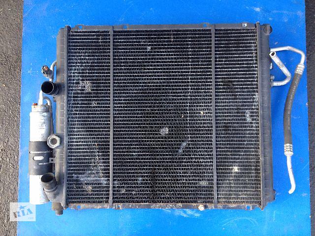 Б/у радиатор для легкового авто Renault Kangoo 1.9D- объявление о продаже  в Луцке