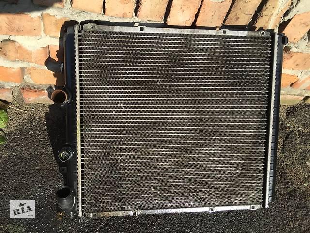 продам Б/у радиатор для легкового авто Renault Kangoo 1.9d бу в Луцке