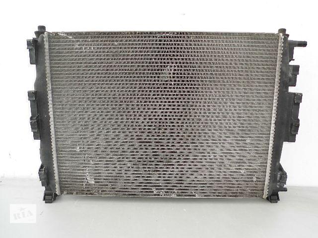 купить бу Б/у радиатор для легкового авто Renault Megane II 1.5-1.9DCi (610*460) по сотым. в Буче