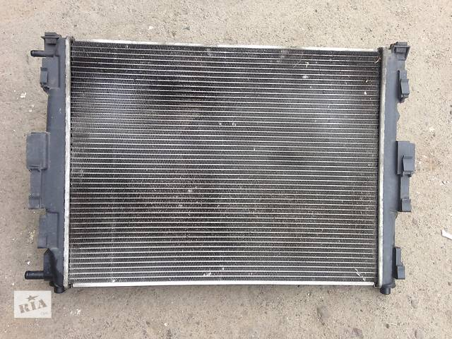 Б/у радиатор для легкового авто Renault Megane II- объявление о продаже  в Луцке