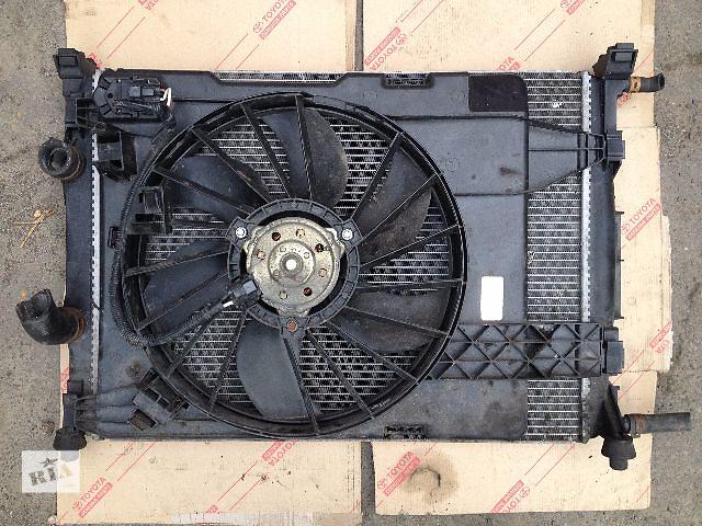 купить бу Б/у радиатор для легкового авто Renault Scenic 1.5 dci (871919UE) в Луцке