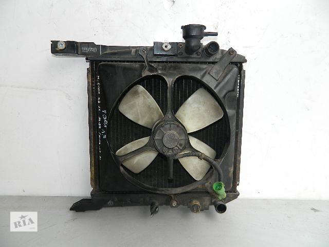 продам Б/у радиатор для легкового авто Rover 213 (410-350) по сотым. бу в Буче