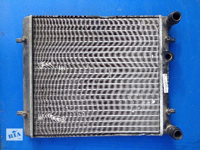 продам Б/у радиатор для легкового авто Skoda Octavia 1J0121253G бу в Луцке