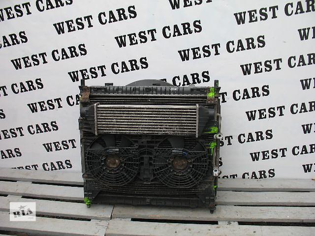 продам Б/у радиатор для легкового авто SsangYong Rexton II бу в Луцке