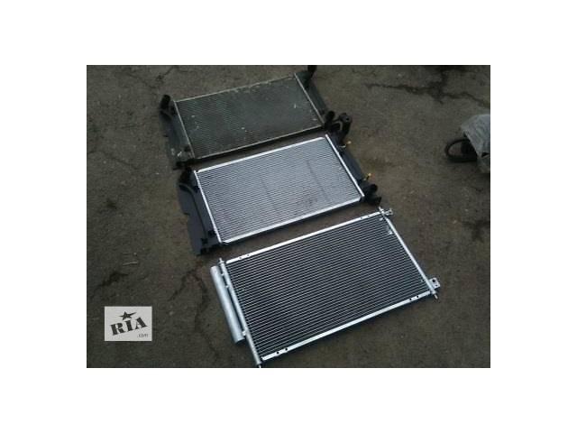 купить бу Б/у радиатор для легкового авто Toyota Avensis в Ровно