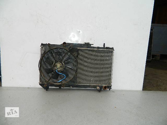 бу Б/у радиатор для легкового авто Toyota Carina 1.6 (680-330) по сотым. в Буче (Киевской обл.)