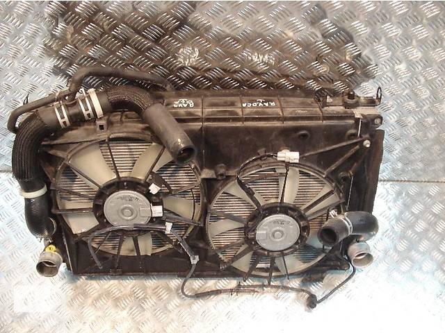 бу Б/у радиатор для легкового авто Toyota Rav 4 в Ровно