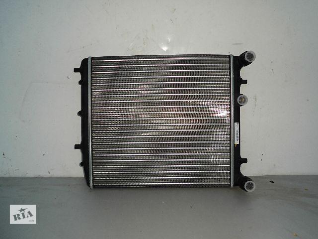 купить бу Б/у радиатор для легкового авто Volkswagen Bora (430*410) по сотым новый. в Буче (Киевской обл.)