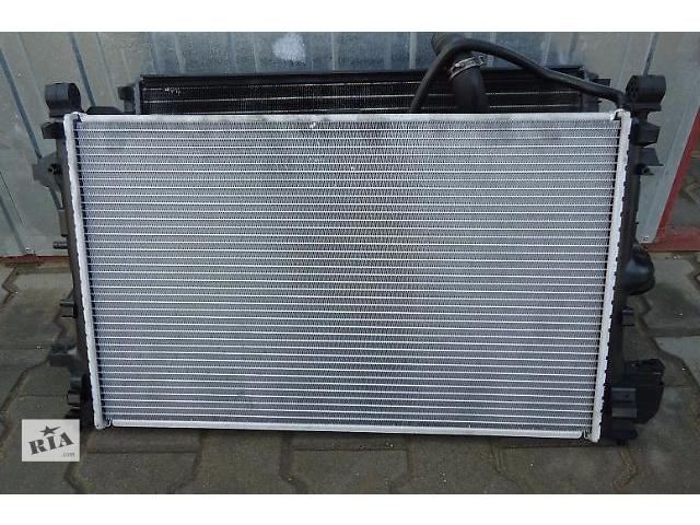 купить бу Б/у радиатор для легкового авто Volkswagen Caddy радиатор Кади в Львове