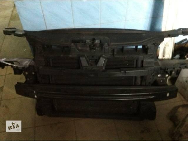 Б/у радиатор для легкового авто Volkswagen Caddy- объявление о продаже  в Львове