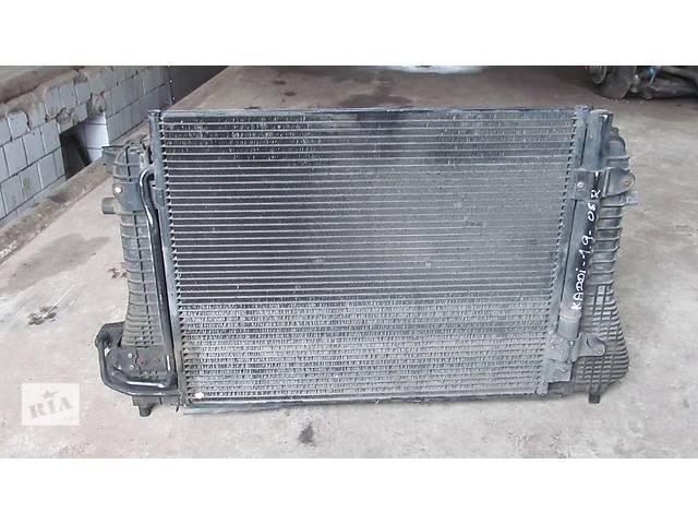 продам Б/у радиатор для легкового авто Volkswagen Caddy бу в Яворове (Львовской обл.)