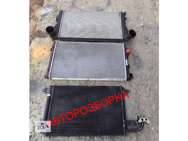 продам Б/у радиатор для легкового авто Volkswagen Caddy бу в Луцке