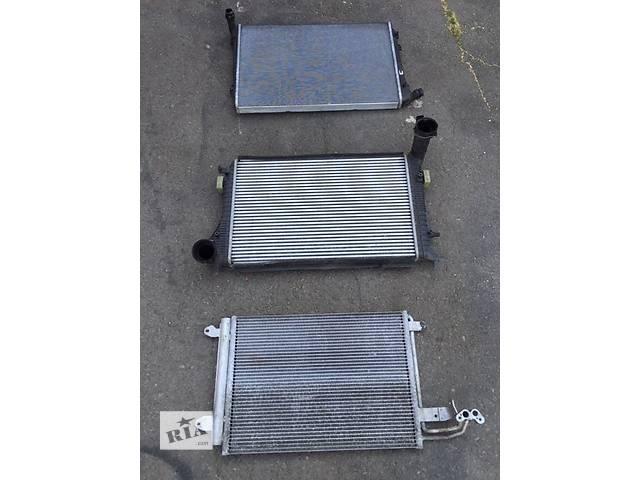 Б/у радиатор для легкового авто Volkswagen Caddy- объявление о продаже  в Луцке