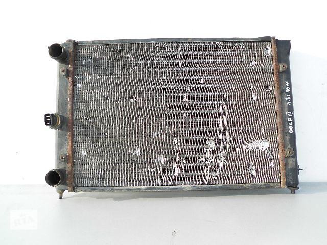 купить бу Б/у радиатор для легкового авто Volkswagen Golf II 1.3 (320*430) по сотым. в Буче