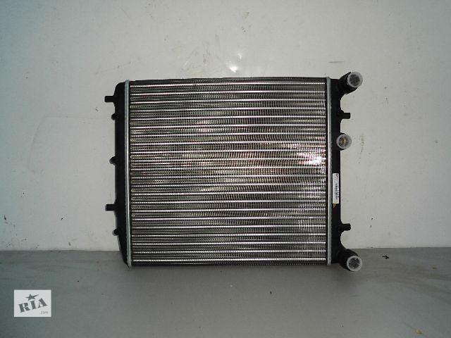 купить бу Б/у радиатор для легкового авто Volkswagen Polo 1.2-1.4 (430*410) по сотым новый. в Буче (Киевской обл.)