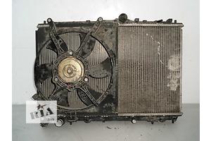 Б/у радиатор для легкового авто Volvo V40 1.6,1.8,2.0 (690*400) по сотым.