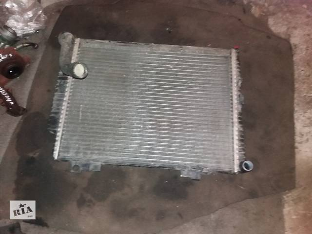 Б/у радиатор для Mercedes w210 e290- объявление о продаже  в Ковеле