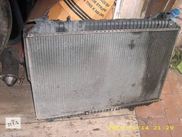 продам Б/у радиатор для микроавтобуса Nissan Vanette бу в Львове