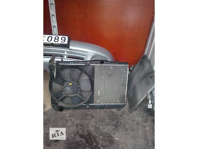бу Б/у радиатор для минивена Chevrolet Tacuma в Киеве