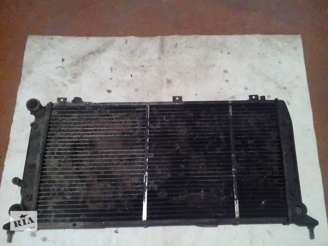 продам Б/у радиатор для  Opel Astra F бу в Львове