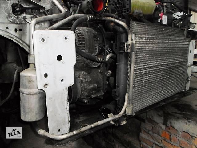 Б/у Радиатор для Renault Kangoo,Рено Канго,Кенго2 1,5DCI K9K 2008-2012- объявление о продаже  в Рожище