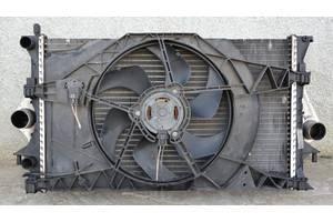 б/у Радиаторы Renault Laguna II