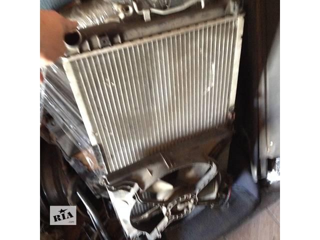 купить бу Б/у радиатор для седана Daewoo Leganza в Ровно