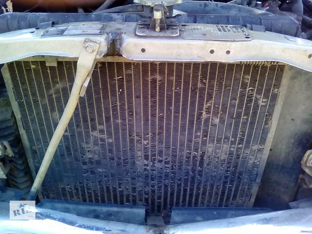 продам Б/у радиатор для седана Mercedes 123 бу в Дубно (Ровенской обл.)