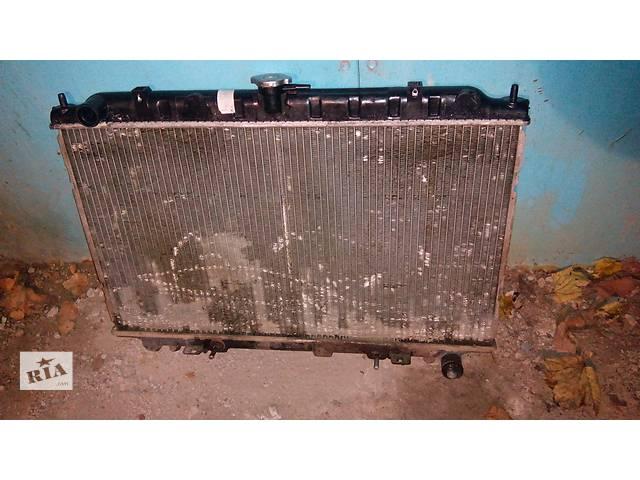 бу Б/у радиатор для седана Nissan Maxima QX 3.0 автомат в Одессе