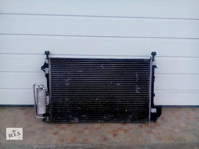 бу Б/у радиатор для седана Opel Vectra C в Львове