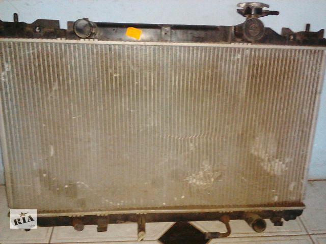 продам Б/у радиатор для седана Toyota Camry 2002 бу в Киеве