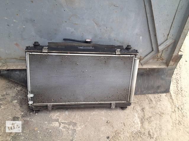 продам Б/у радиатор для седана Toyota Camry 50 55 НА 3,5 бу в Киеве