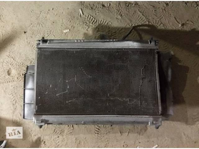 продам Б/у радиатор для седана Toyota Yaris 2007 бу в Одессе