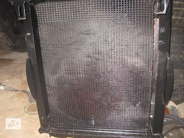 Б/у радиатор для спецтехники ЮМЗ 6 1996- объявление о продаже  в Хмельнике