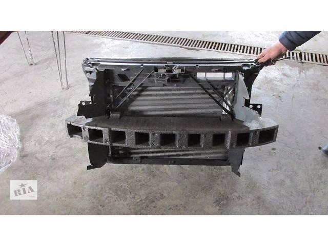 купить бу Б/у радиатор для универсала Skoda Rapid в Пустомытах