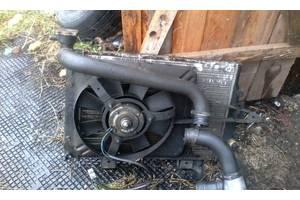 б/у Вентилятор осн радиатора ВАЗ 2107