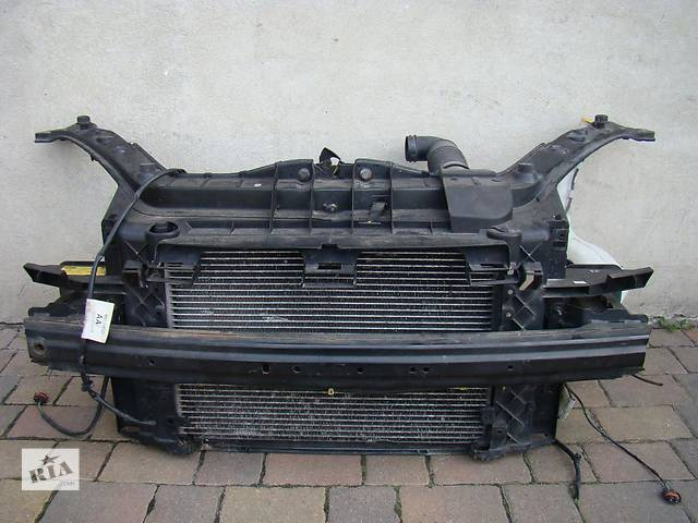 бу Б/у радиатор Ford Fiesta в Киеве