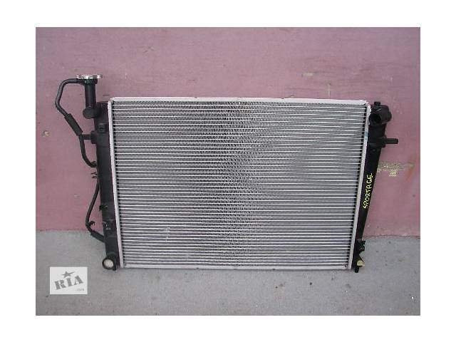 продам Б/у радиатор Hyundai Tucson бу в Киеве