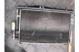 б/у Радиатор кондиционера Chevrolet Lacetti