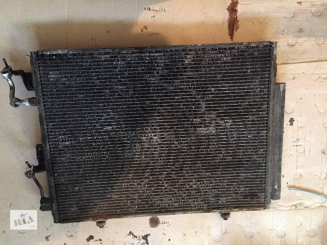 продам Б/у радиатор кондиционера для кроссовера Mitsubishi Pajero Wagon бу в Львове