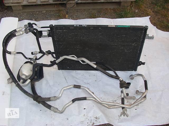 купить бу Б/у радиатор кондиционера для легкового авто Audi A6 в Черкассах