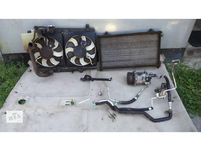 продам Б/у радиатор кондиционера для легкового авто Geely CK бу в Полтаве