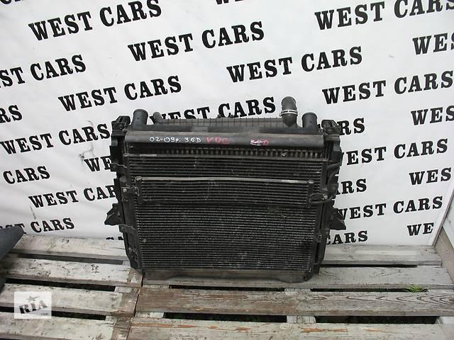 купить бу Б/у радиатор кондиционера для легкового авто Land Rover Range Rover 2007 в Луцке