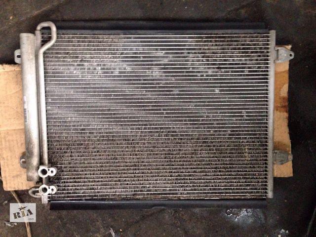 купить бу Б/у радиатор кондиционера для легкового авто Volkswagen Passat B7 Пассат Б7 Запчасти бу Пасат в Луцке
