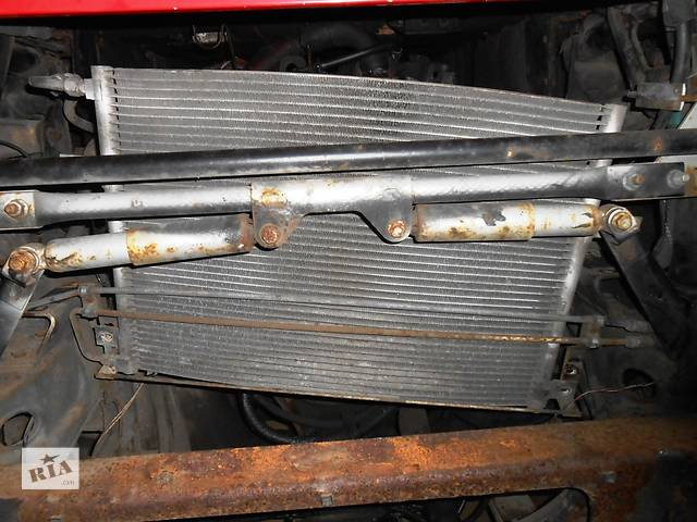 бу б/у Радиатор кондиционера Renault Magnum Рено Магнум 440,480 Evro2 Evro3 в Рожище