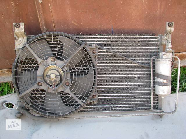 бу Б/у радиатор кондиционера Suzuki Baleno в Броварах