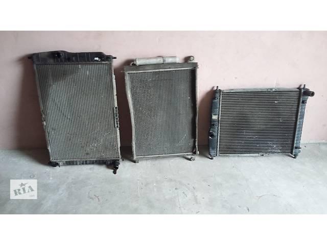бу Б/у радиатор кондиционера и основной  Chevrolet Aveo 1,2,3. в Запорожье