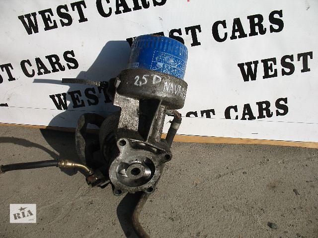 продам Б/у радиатор масла для легкового авто Nissan Navara 2006 бу в Луцке